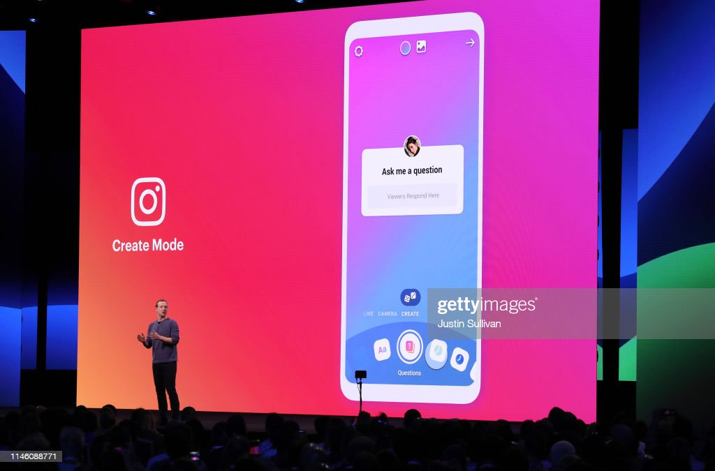 Facebook Hosts Annual F8 Developer Conference In San Jose : News Photo