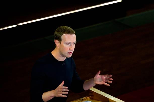 DC: Mark Zuckerberg Hosts Facebook Live Event In DC