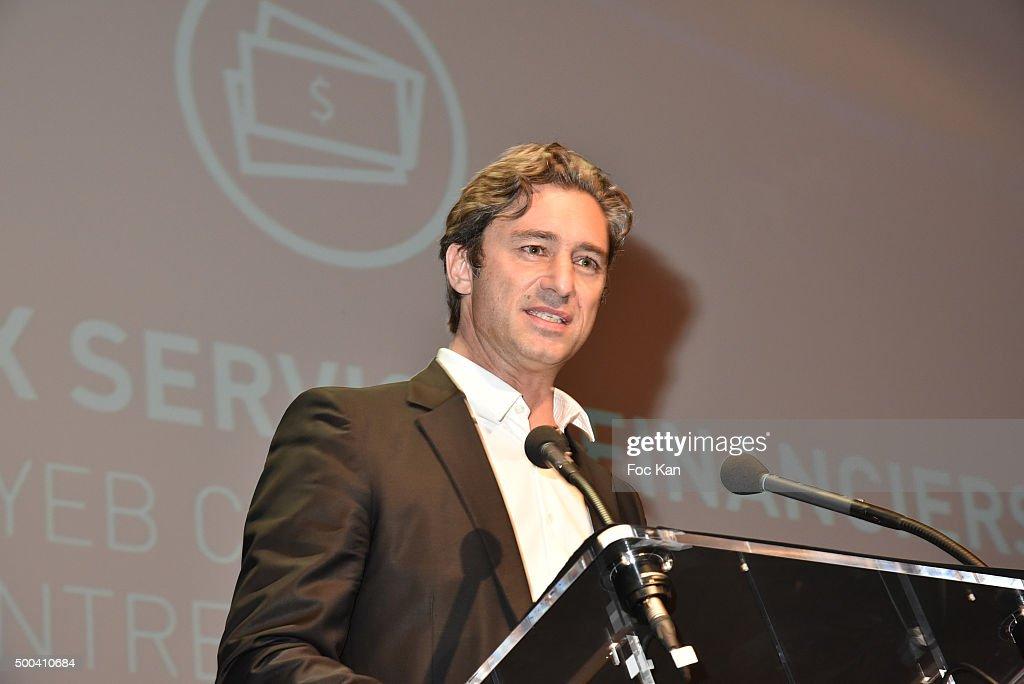 'Positive Awards' Ceremony at Gaiete Lyrique : Photo d'actualité