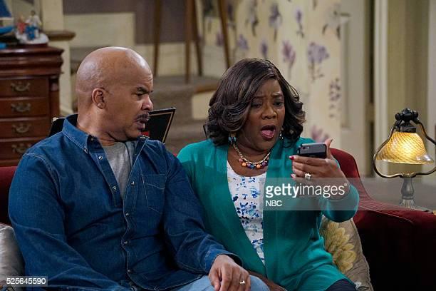 "Facebook Friends"" Episode 209 -- Pictured: David Alan Grier as Joe Carmichael, Loretta Devine as Cynthia Carmichael --"