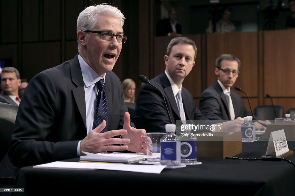 Facebook General Counsel Colin Stretch, Twitter Acting