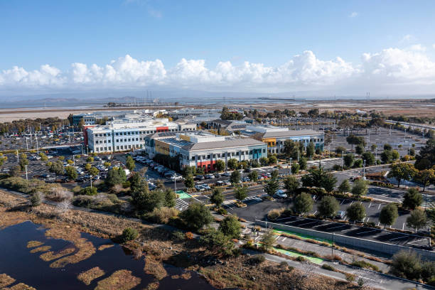 CA: Facebook Headquarters As Company Plans To Rebrand With New Name