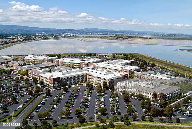 facebook headquarters - headquarters stock pictures, royalty-free photos & images