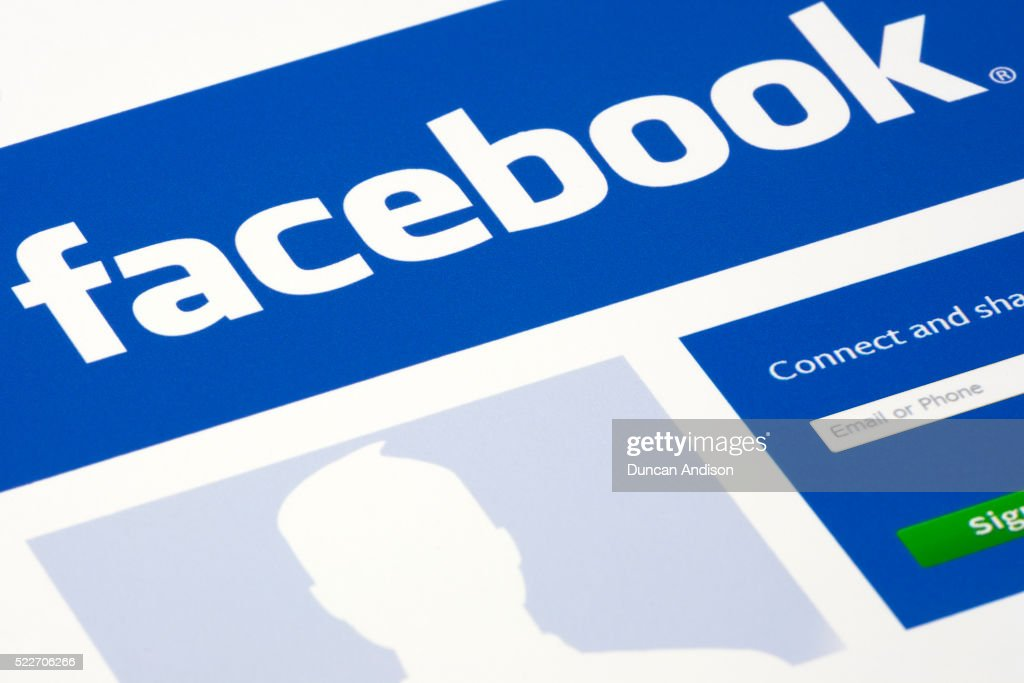 Facebook image : Stock Photo