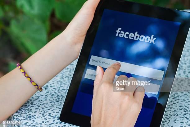 Facebook auf dem iPad