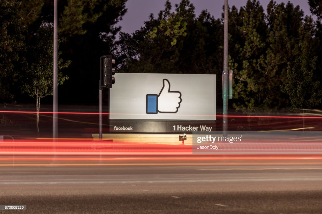 Facebook 1 ハッカー方法 : ストックフォト