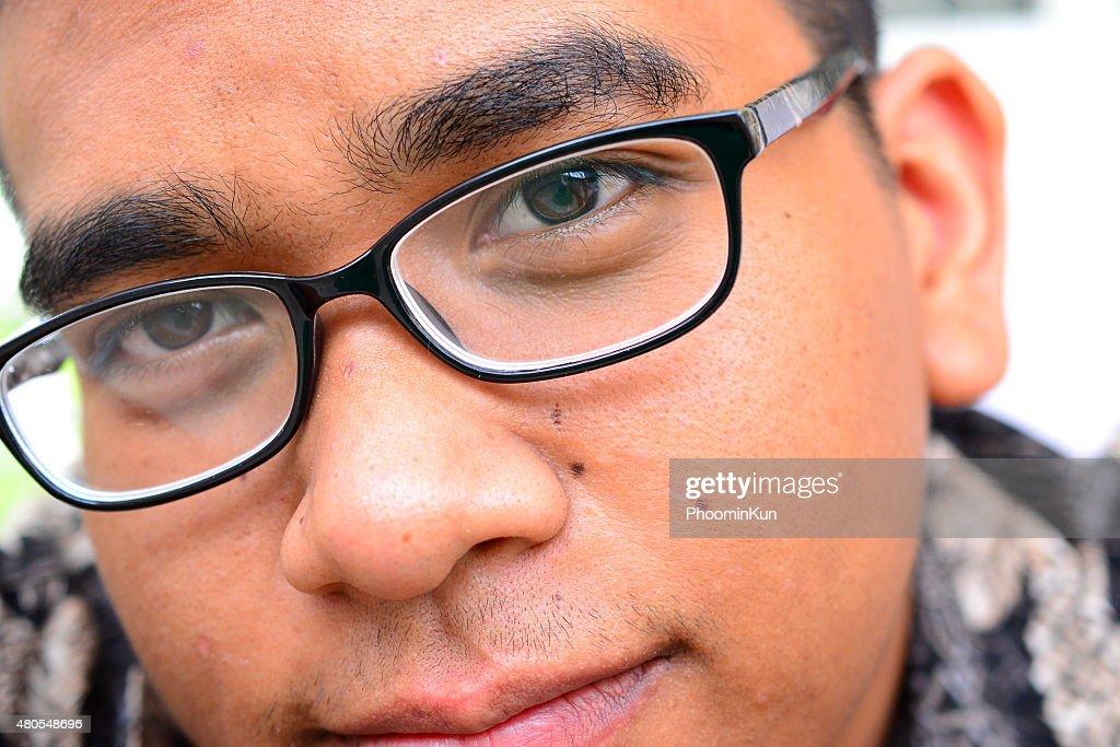 Expresión Facial : Foto de stock
