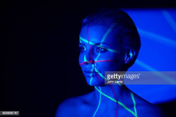 facial recognition - facial recognition technology stock pictures, royalty-free photos & images