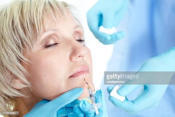 Gesichtsbehandlung Chirurgie