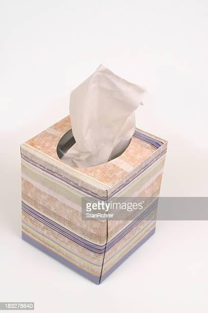 Facial Tissue and Box