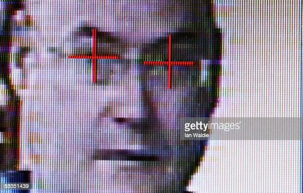 Facialrecognition technology is operated at Argus Soloutions August 11 2005 in Sydney Australia The Australian Federal Government are considering...