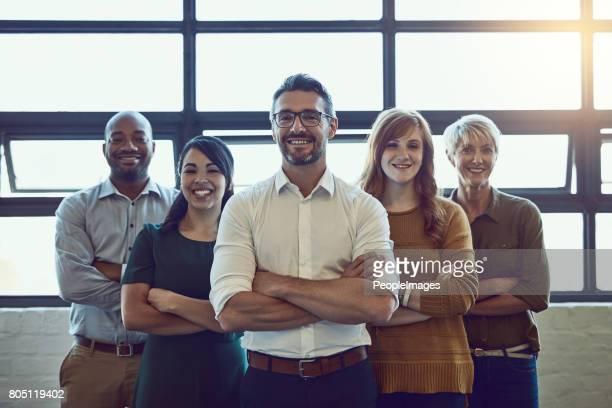 Geconfronteerd met zaken als een team