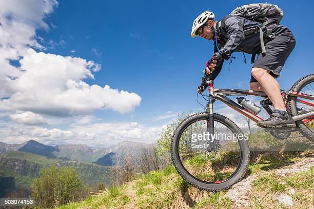 Facing the Friulian Downhill, Italy