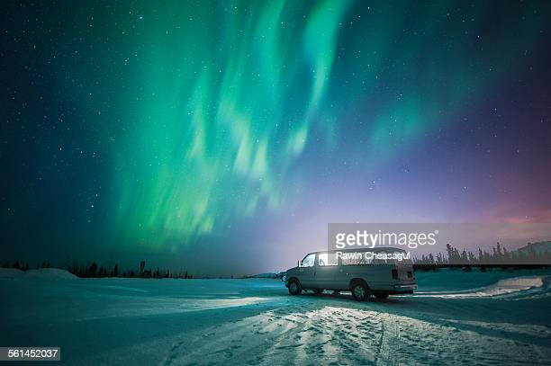Facing the Northern Light