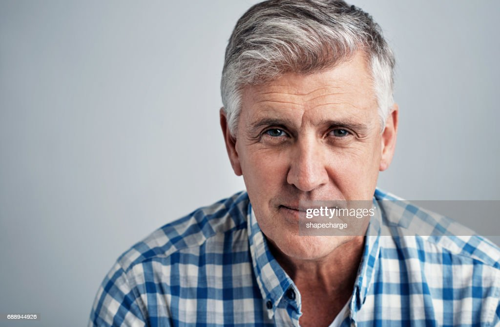 Facing whatever comes my way : Stock Photo