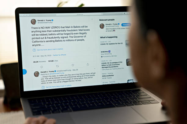 DC: Trump Threatens To Shut Social Media After Twitter Fact Check