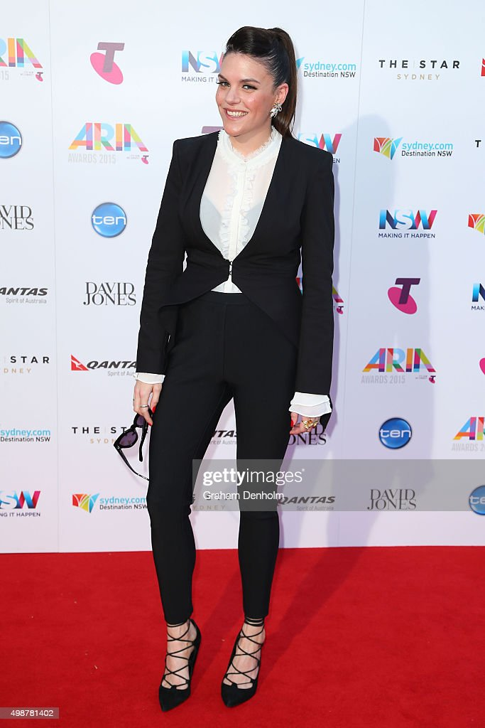 29th Annual ARIA Awards 2015 - Arrivals
