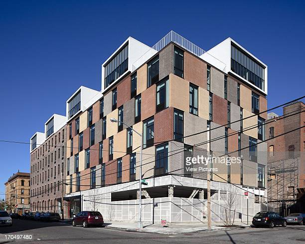 Factory condo conversion Pencil Factory Brooklyn United States Architect Daniel Goldner Architects 2011