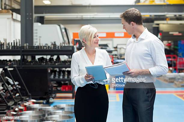 factory executives - managing director stock pictures, royalty-free photos & images