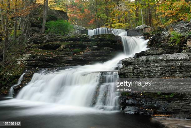 Factory Falls at Delaware Water Gap NR