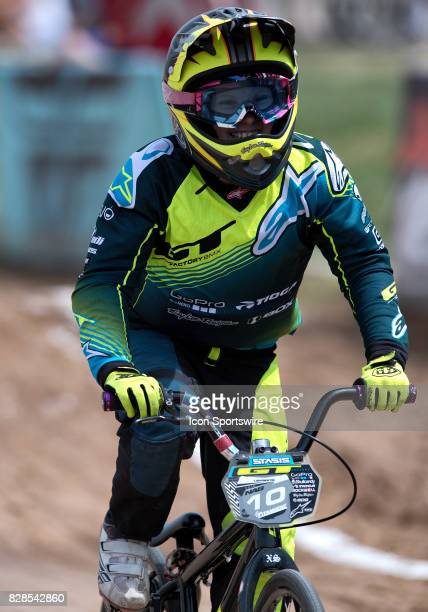 Factory GT's Brooklyn 'Super B' Van Renselaar took wins in the 910 Mixed Open and the 10 Girls class at the USA BMX Mile High Nationals on August 6...