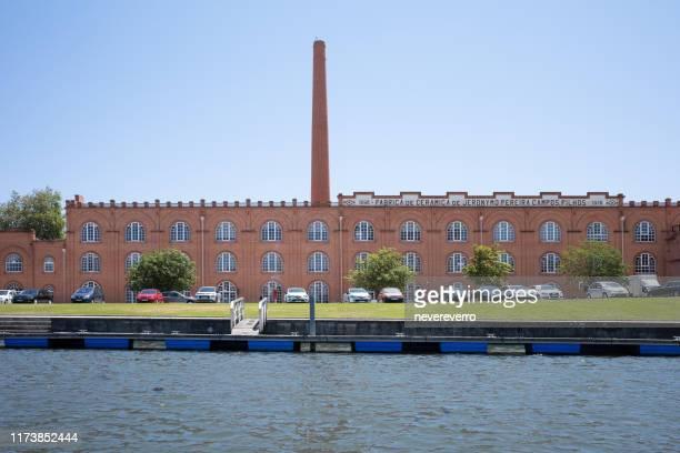 ポルトガル・アヴェイロの工場 - アヴェイロ県 ストックフォトと画像