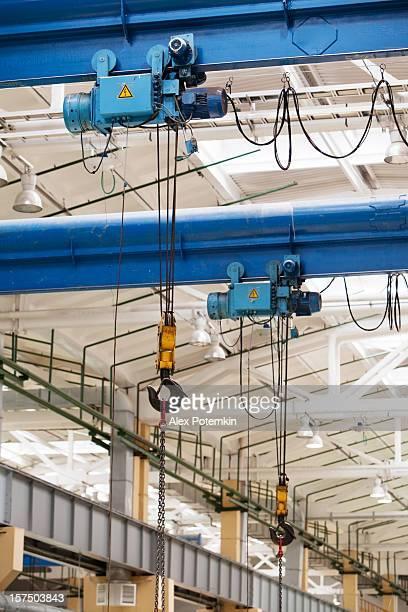 Factory: lumber yard
