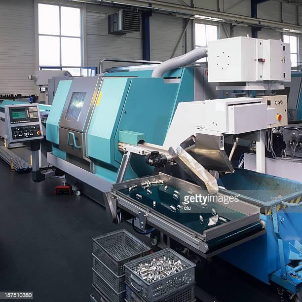 Fabrik-Maschine