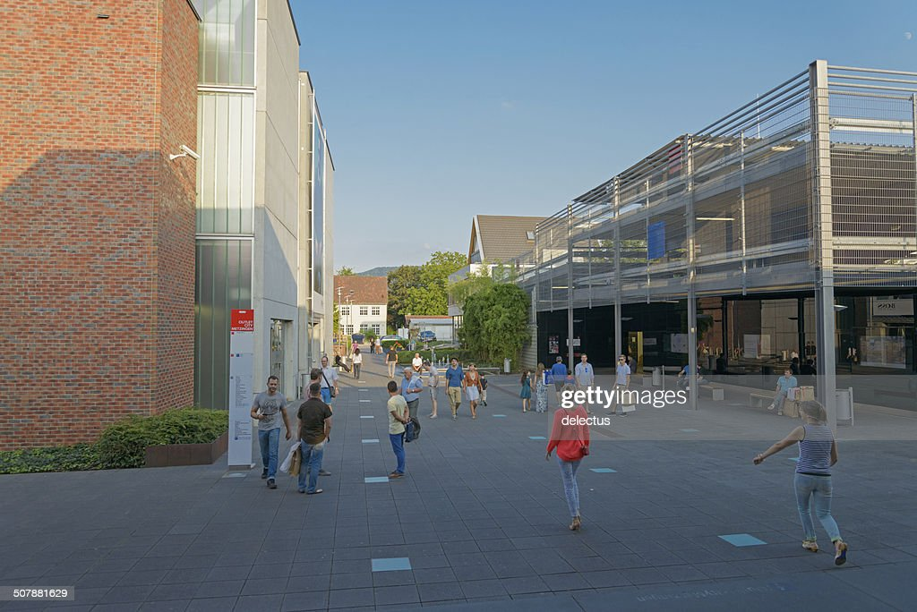 Factory Outlet Metzingen Stock Photo Getty Images