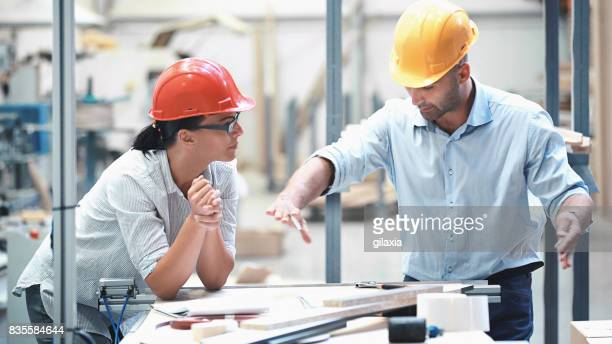 factory workers. - assertiveness stock pictures, royalty-free photos & images