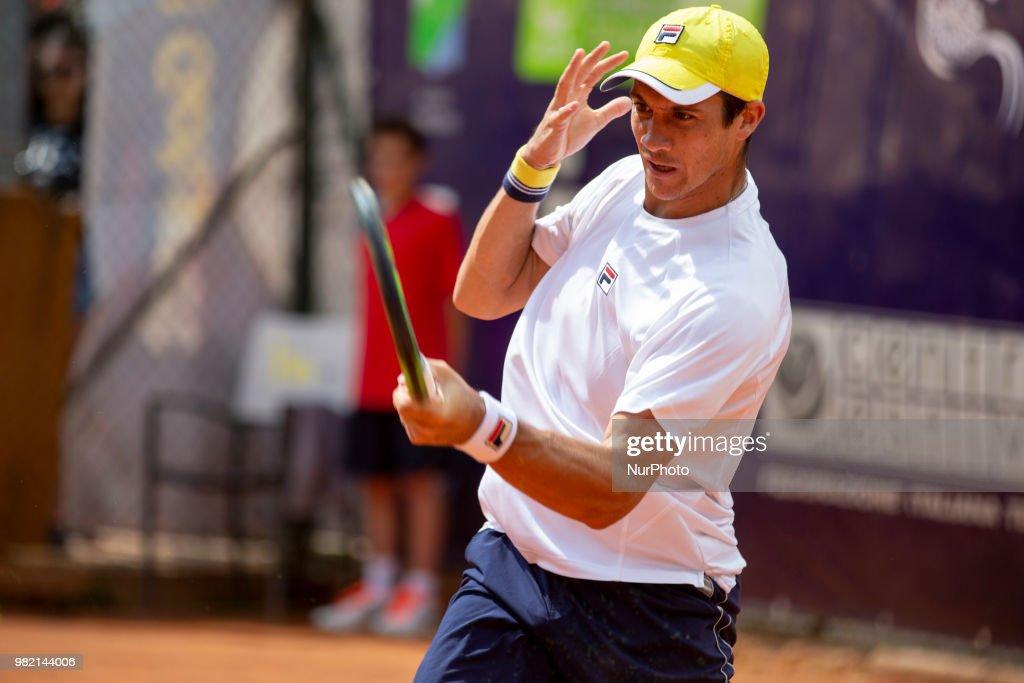 The Internazionali di Tennis Citta' Dell'Aquila - Day 8