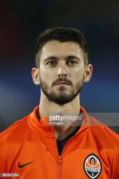 Facundo Ferreyra Of Fc Shakhtar Donesk During The Uefa Champions League Group F Match Between Feyenoord