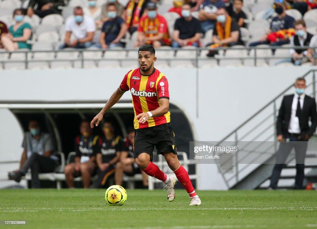 RC Lens v Girondins Bordeaux - Ligue 1 : News Photo