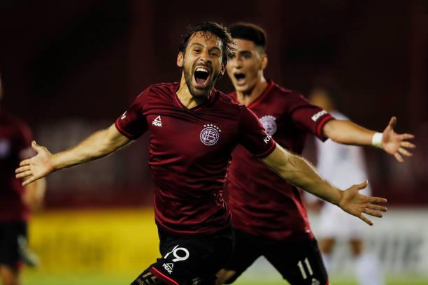 ARG: Lanus v Sao Paulo - Copa CONMEBOL Sudamericana 2020
