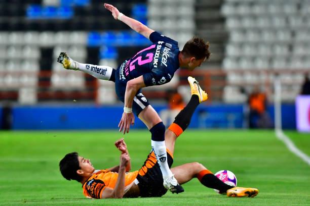 MEX: Pachuca v Pumas UNAM - Torneo Guard1anes 2020 Liga MX
