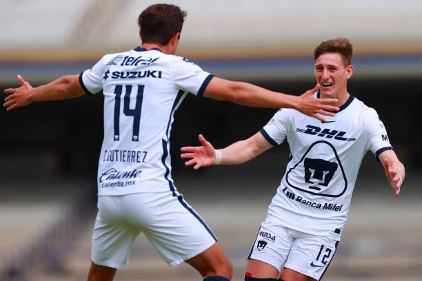 MEX: Pumas UNAM v Mazatlan FC - Torneo Guard1anes 2021 Liga MX