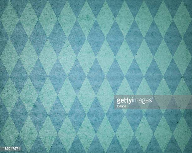 faded diamond pattern paper