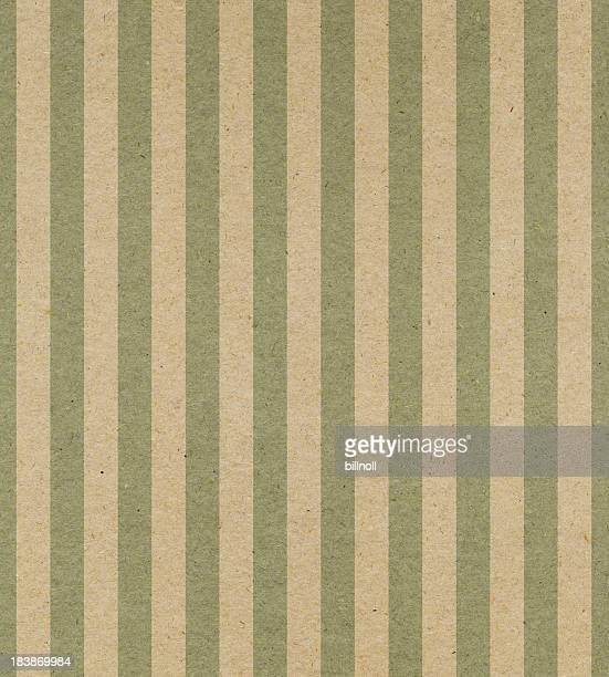 faded striped paper