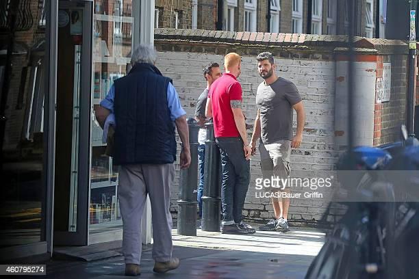 Fadi Fawaz is seen on July 11 2012 in London United Kingdom