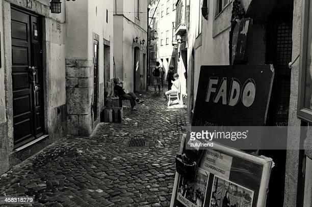Fado in Lissabon
