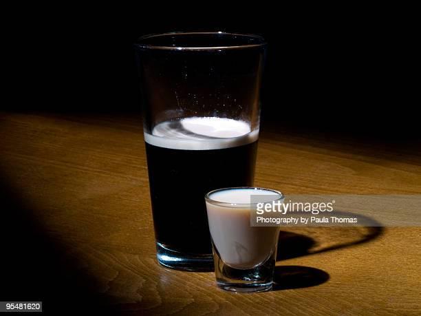 fado irish car bomb - irish culture stock pictures, royalty-free photos & images