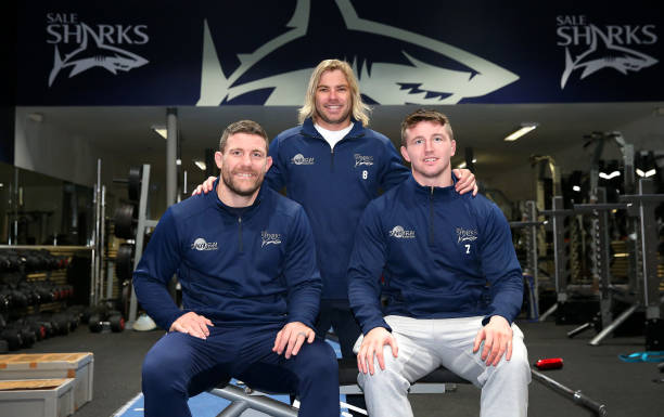 GBR: Sale Sharks Press Conference