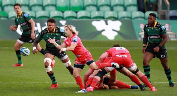 GBR: Northampton Saints v Sale Sharks - Gallagher Premiership Rugby