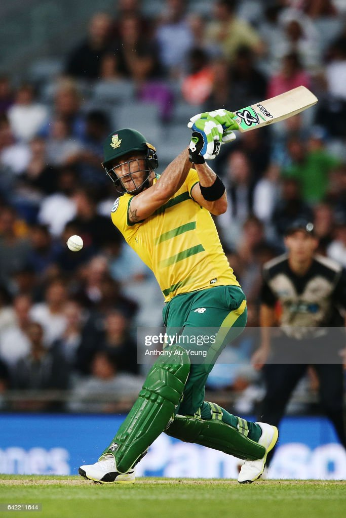 New Zealand v South Africa - 1st T20