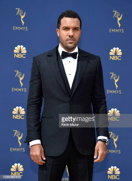 Fagbenle attends the 70th Emmy Awards at Microsoft Theater on September 17 2018 in Los Angeles California