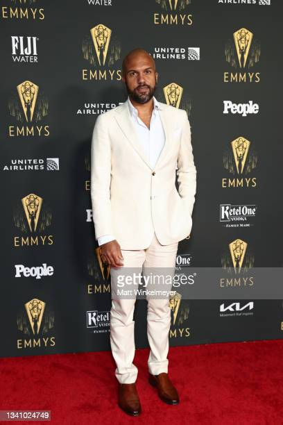 Fagbenle attends the Television Academy's Reception to Honor 73rd Emmy Award Nominees at Television Academy on September 17, 2021 in Los Angeles,...