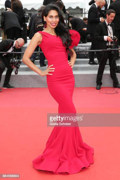 Fagun Thakrar attends the 'Loveless ' screening during the 70th annual Cannes Film Festival at Palais des Festivals on May 18 2017 in Cannes France