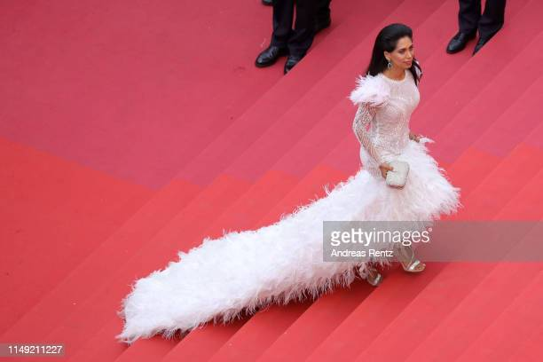 Fagun Thakrar attends the opening ceremony and screening of The Dead Don't Die during the 72nd annual Cannes Film Festival on May 14 2019 in Cannes...