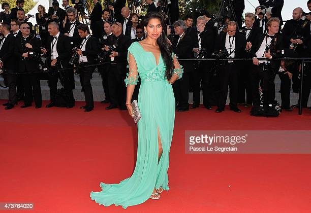 Fagun Thakrar attends the 'Rocco And His Brothers' Premiere during the 68th annual Cannes Film Festival on May 17 2015 in Cannes France