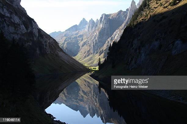 Fahlensee, Alpstein, Schweiz